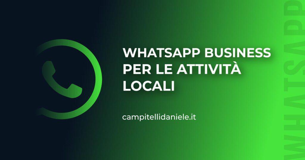 Whatsapp-Business-per-le-attivita-locali